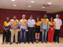 Diploma Ceremony and Farewell Dinner (SSEB 2016)