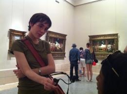 Visit to the Prado Museum (SSEB 2016)