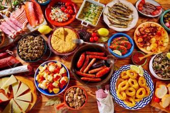 Popular Spanish tapas