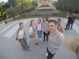 Madrid Walking Tour (SSEB 2017)