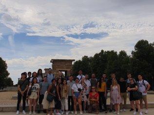 Madrid Walking Tour (SSEB 2019)