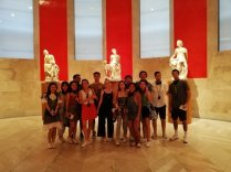 Visit to the Prado Museum (SSEB 2019)